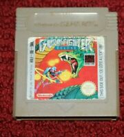 Jeu Nintendo Game Boy Burai Fighter Deluxe FAH