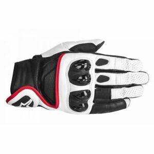 Alpinestars Celer Leather Glove Black/White/Red