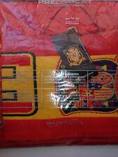 camiseta +bufanda selección española productos oficiales tallaXL