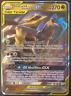 Pokemon Karte - Knakrack & Giratina GX 146/236, Tag Team, Holo, NM DE