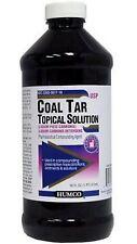 Humco Coal Tar Solution 20% for Compounding 16oz