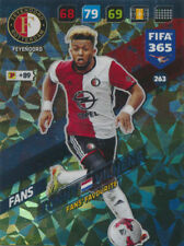 Panini Adrenalyn XL FIFA 365 2018 #263 Tonny Vilhena Feyenoord Rotterdam