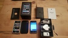 iPhone 3G -BLACK- UNLOCKED.16gb,new battery.RARE- Apple🍎lovers collection item!