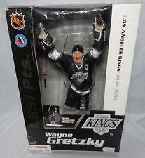 "wayne gretzky 99 l.a. kings action figure mcfarlane toys 12"" vintage hockey"