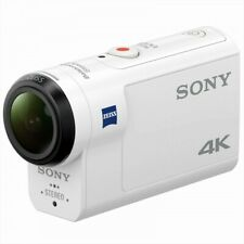 SONY Digital 4K Video Camera Recorder Action Cam FDR-X3000 White NEW 45487360220