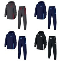Nike Boys Kids Full Tracksuit Hooded Bottom Winger Hoodie Suit Top Training