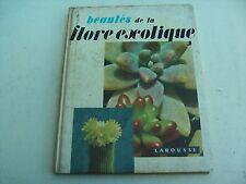 beauté de la flore exotique-larousse