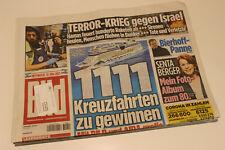 BILDzeitung 12.05.2021 Mai Corona    Israel    Terror Krieg