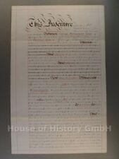 108594, Vertrag um 1895, Sydney in der Kolonie New South Wales in Australien