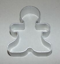 GINGERBREAD MAN Shaped Metal Cutter, Sugarcraft, Cake Decorating, Biscuits