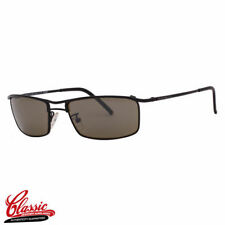 Serengeti Designer Metal Frame Sunglasses for Men