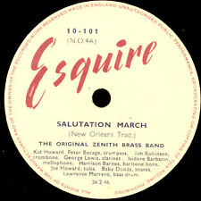 ORIGINAL ZENITH BRASS BAND  Salutation March / If I ever cease to love     X2275