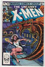 Uncanny X-Men #163 Chris Claremont Kitty Pryde Wolverine Storm Brood 9.4