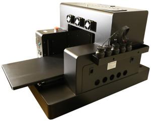 A3 UV Drucker FS-UV-DIN A3 mit Drehevorrichtung UV Printer