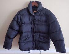 Girls OP Black Puffer Jacket - full zip Size M
