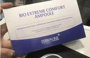 Korea DermaLine Bio Extreme Comfort Ampoule EGF BFGF IGF #tw#grhk