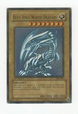 Yu-Gi-Oh! Card Blue-Eyes White Dragon SDK-001 Ultra Rare 1st Edition