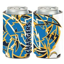 Los Angeles Chargers Wincraft Nfl Xfit 12oz Can Coolie Free Ship