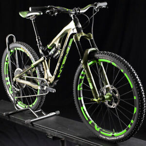 2018 Intense Recluse DVO Limited Edition Mountain Bike #51 of 100 Size Small