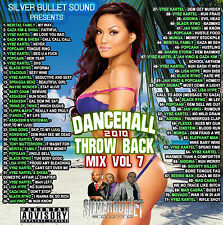 REGGAE DANCEHALL THROWBACK 2010 MIX VOL 7