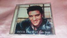 elvis presley-cd-love songs-voir photos
