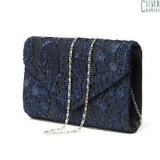 Evening Bag Purse Women Clutch Handbag Lace Envelope Clutch Bag Party Wedding