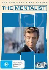 The Mentalist : Season 1 (DVD, 2009, 6-Disc Set) Brand new, Genuine & Sealed D71