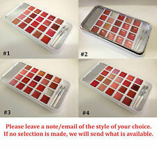 IPHONE MOBILE CUTE LIP GLOSS PALETTE RICH COLOURS GLAMOUR LIPSTICK MAKEUP