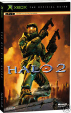 Xbox HALO 2 Strategy Guide NEW Prima Microsoft FAST NEW Big Book Many Pics