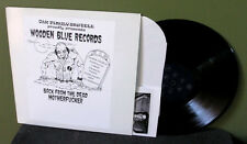 """VA """"Wooden Blue Records Back From the Dead"""" LP OOP Jimmy Eat World Horace Pinker"""