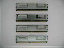 16GB Kit 4X 4GB MemoryMasters Hynix 5300F PC2-5300F FB-DIMM DDR2 667MHz
