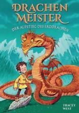 Drachenmeister Band 1 - Kinderbücher ab 6-8 Jahre (Erstleser Mädchen Jungen)