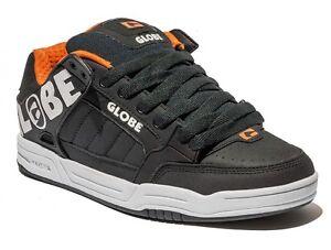 Scarpe Uomo Donna Skate GLOBE Shoes Tilt Night Orange Schuhe Chaussures Zapatos