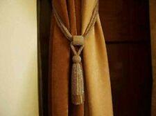 Paar - Golden Perlen Dekorativ Handgefertigt Raffhalter/Quaste/Vorhang