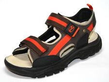 Scarpe Sandali in pelle marrone per bambini dai 2 ai 16 anni