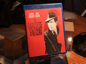 The Maltese Falcon (Blu-ray, 2010) 1941 Humphrey Bogart, Dir: John Huston
