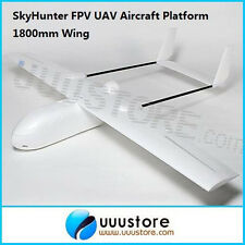 NEW FPV KIT Airplane Skyhunter 1.8m 1800mm EPO Wings RC Plane white version