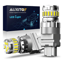 AUXITO LED 3156 3157 Back up Reverse Bulbs Light Super Bright 4057 4157 6000K 2F