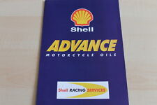 148242) Shell Advance Prospekt 1998