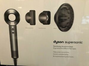 Dyson Supersonic Hair Dryer white/silver