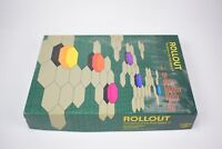 Rollout Board Game - Supremacy Games 1987