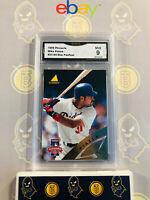 1995 Pinnacle Mike Piazza #23 All-Star Fanfest 9 MINT GMA Graded Baseball Card