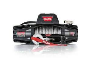 Warn EVO 10S 12V Recovery Winch 27m Synthetic Rope w/ 2in1 Wireless Remote