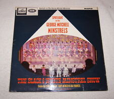 LP: George Mitchell Minstrels - The Black & White Minstrel Show
