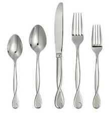 Kate Spade Belle Boulevard 5 Piece Place Setting 18/10 Stainless Flatware New