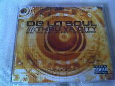 DE LA SOUL - THRU YA CITY - 2001 R&B CD SINGLE