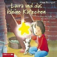 KLAUS BAUMGART - LAURA UND DAS KLEINE KÄTZCHEN  CD NEU
