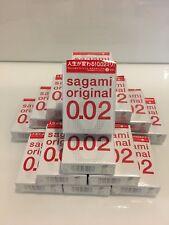 Sagami Original 0.02 (2G) 3's pack