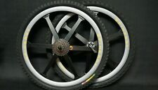 "Vintage 26"" SPINERGY Roks X E Carbon blades, MTB Mountain Bike Wheels. FANTASTIC"