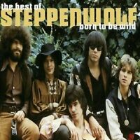 "STEPPENWOLF ""BEST OF"" CD NEUWARE!!!!!!!!!!!!!!!1"